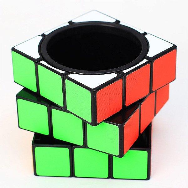 Porta Caneta Cubo Mágico ZCUBE 3x3x3