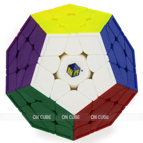 Megaminx Yuxin Little Magic V2 Stickerless