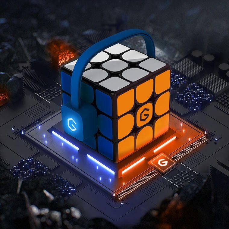 3x3x3 Xiaomi Giiker Cube V2 I3S- Cubo Inteligente
