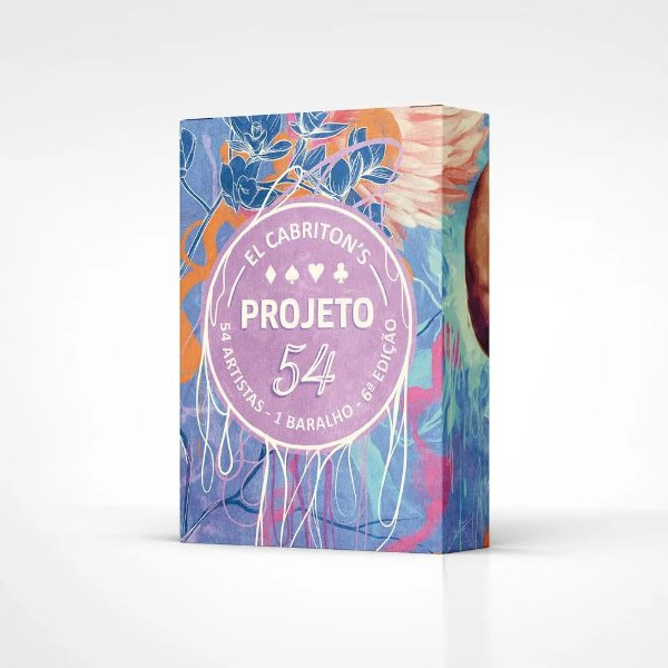 Baralho Projeto 54 - 6ª Edição