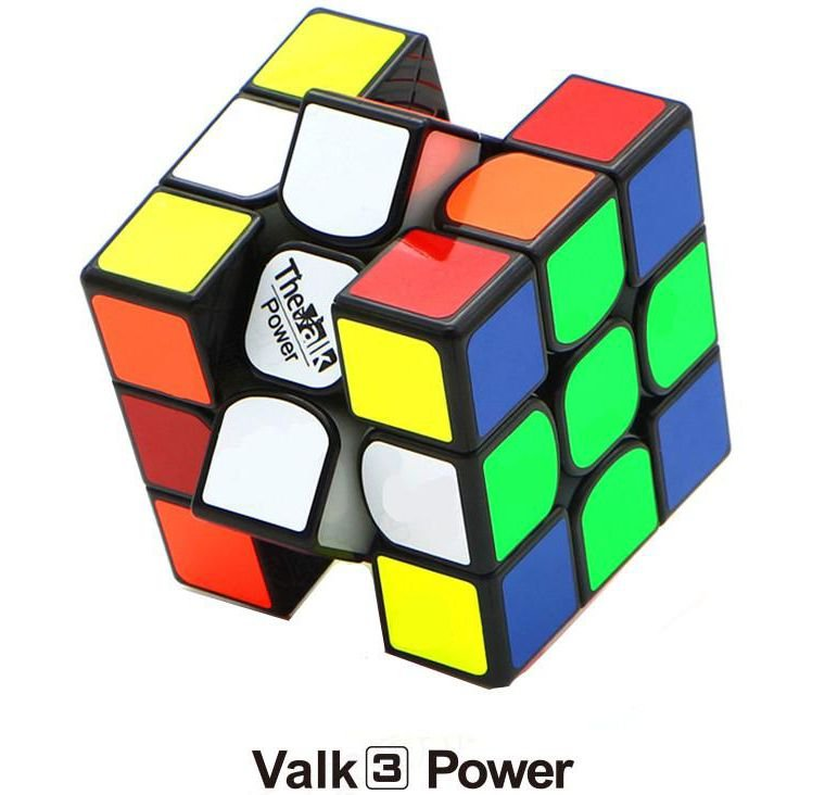3x3x3 The Valk 3 Power Preto