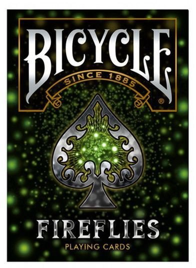Baralho Bicycle FireFlies