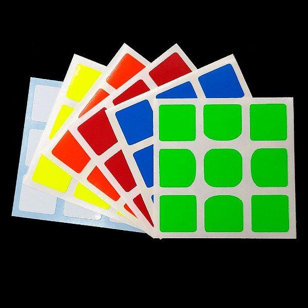 Adesivo 3x3x3 Valk 3