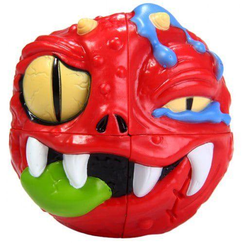 2x2x2 Mad Hedz - Crazy Horn (Vermelho)