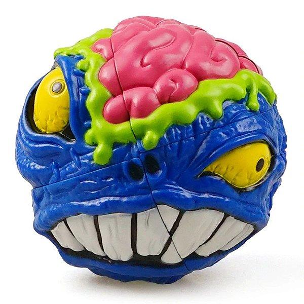 2x2x2 Mad Hedz - Crazy Brain (Azul)