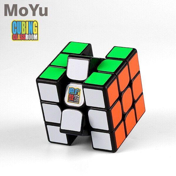 3x3x3 Moyu MF3 RS3 Preto