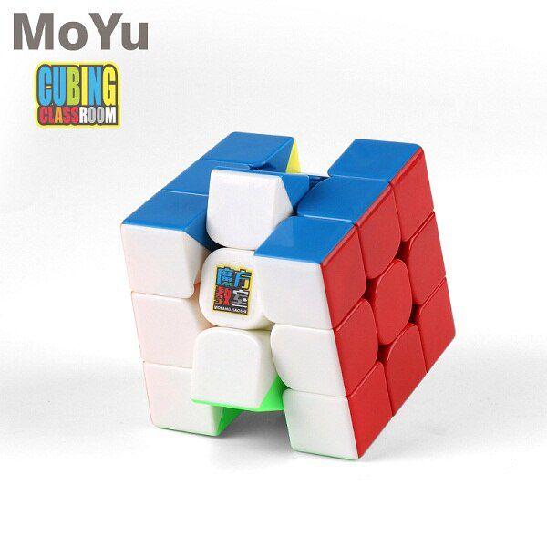 3x3x3 Moyu MF3 RS3 Stickerless