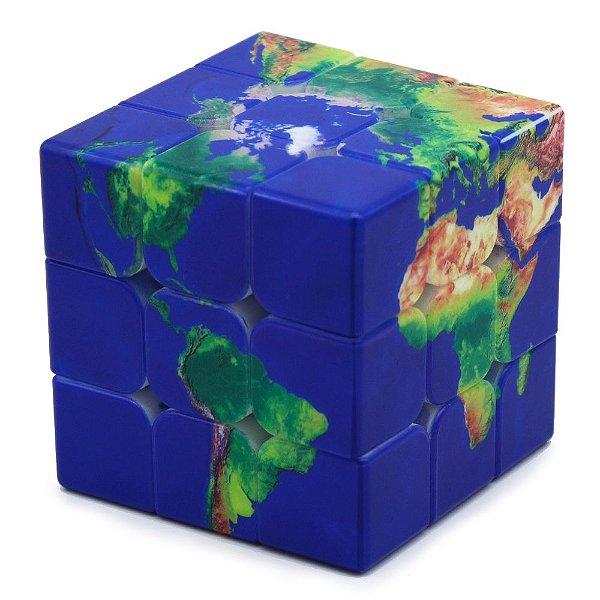 Cubo Planeta Terra