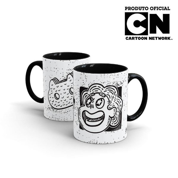 Caneca Cartoon Network - Steven Cat