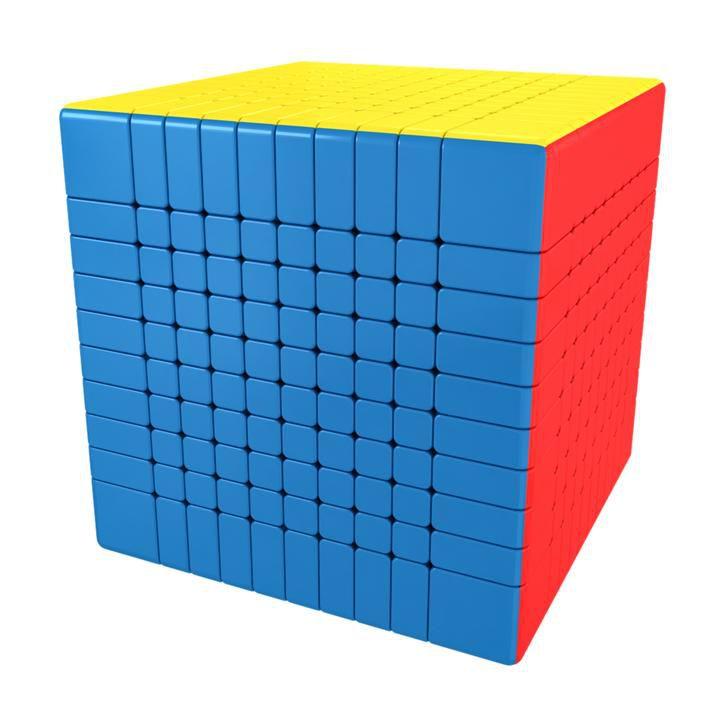 Cubo Mágico 10x10x10 Moyu Meilong