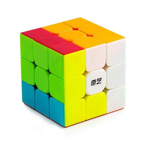 Cubo Mágico 3x3x3 Qiyi Warrior S