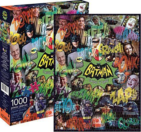 Quebra-Cabeça Batman Classic TV Series 1000 peças