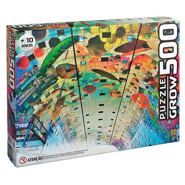 Quebra-Cabeça Rotterdam 500 peças