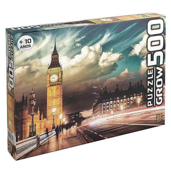 Quebra-Cabeça Londres 500 peças