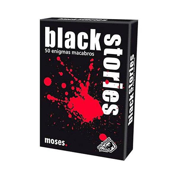 Black Stories - Jogo de Cartas