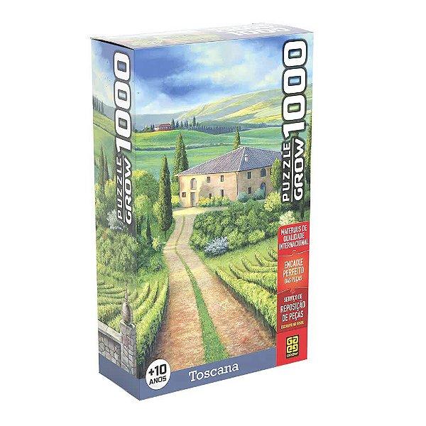 Quebra-Cabeça Toscana 1000 peças