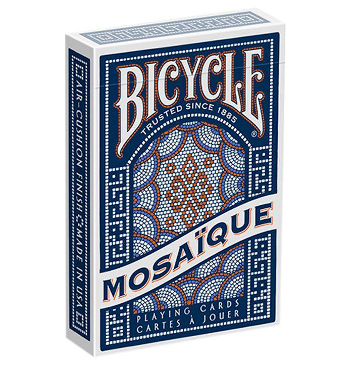Baralho Bicycle Mosaique
