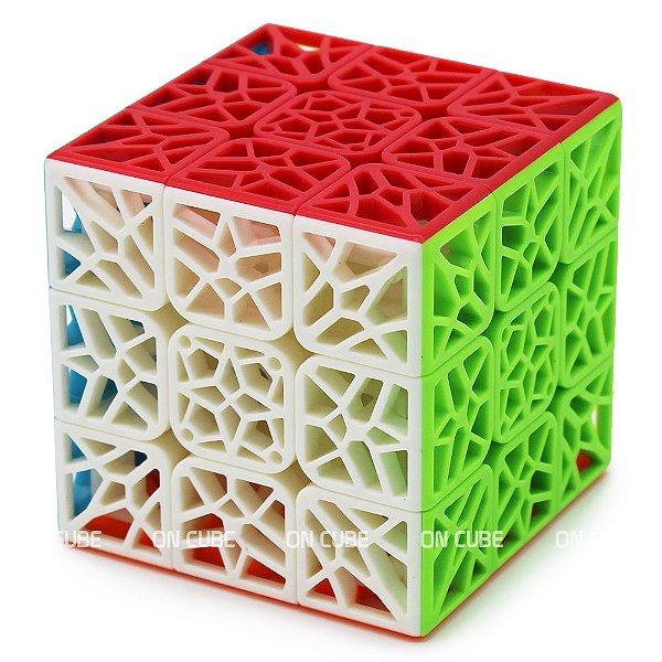 Cubo Mágico 3x3x3 Qiyi DNA