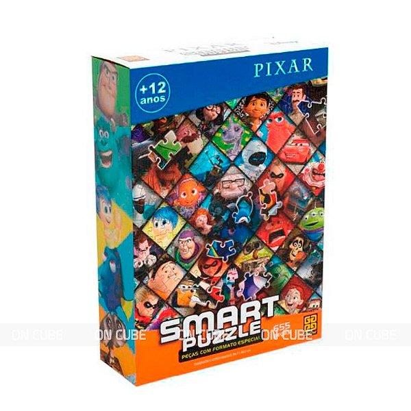 Quebra-Cabeça Smart Puzzle - Pixar 655 Peças
