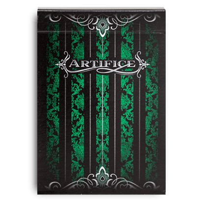 Baralho Artifice Emerald