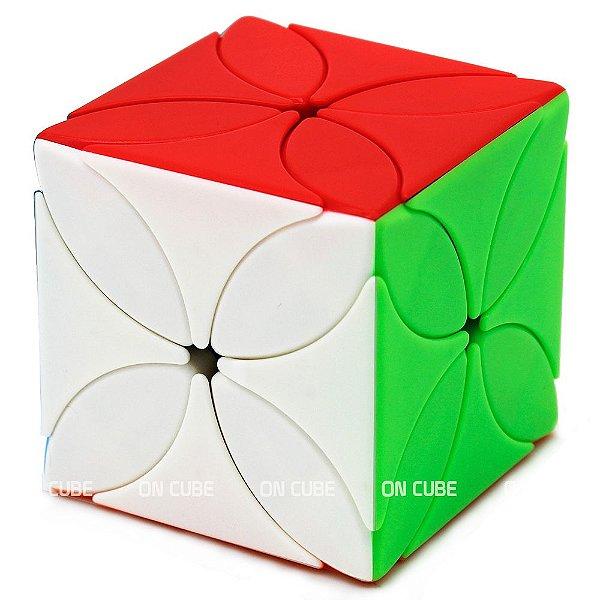 Cubo Mágico 3x3x3 Four Leaf Clover Moyu Meilong