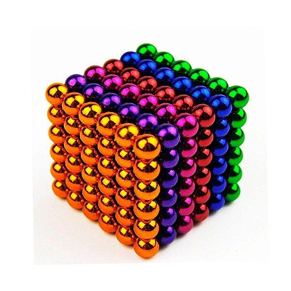 NeoCube 216 Esferas 3mm Colorido
