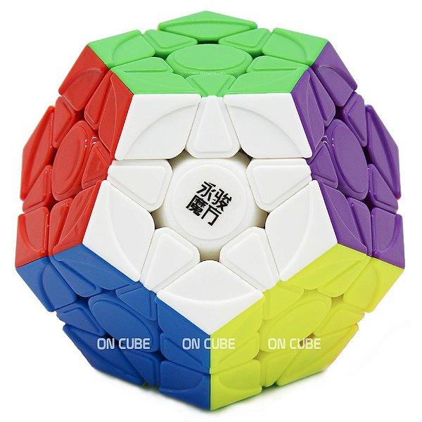 Cubo Mágico Megaminx YJ Yuhu M Stickerless - Magnético