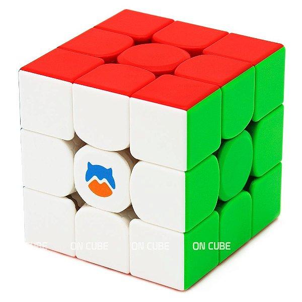 Cubo Mágico 3x3x3 GAN Monster GO - Magnético