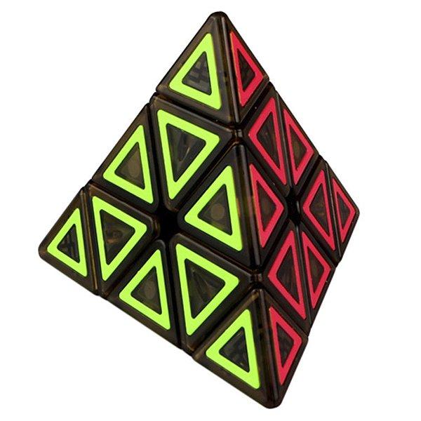 Cubo Mágico Pyraminx Qiyi Dimension