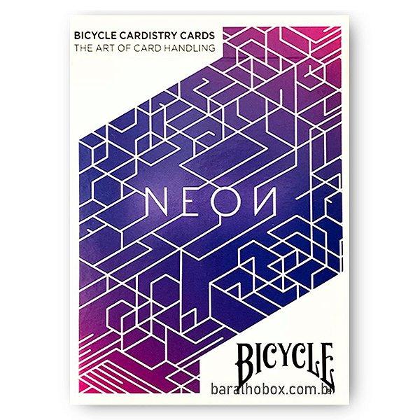 Baralho Bicycle Neon Aurora