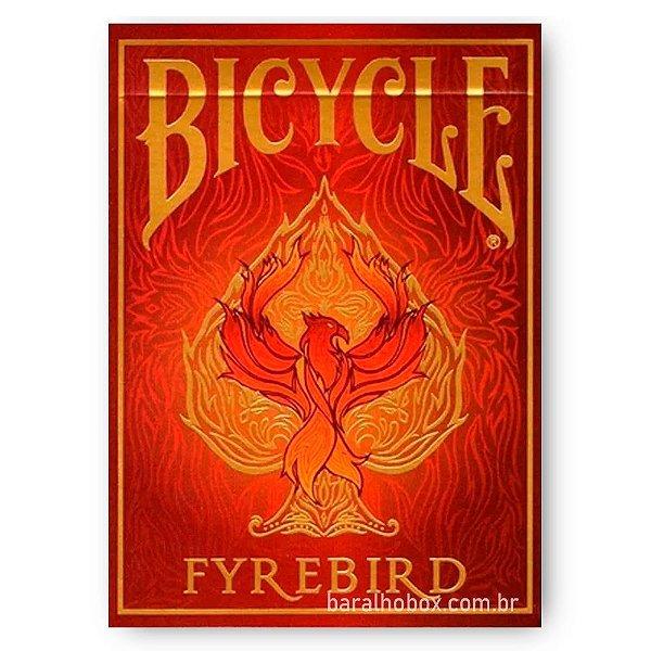 Baralho Bicycle Fyrebird