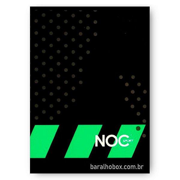 Baralho NOC Sport Verde
