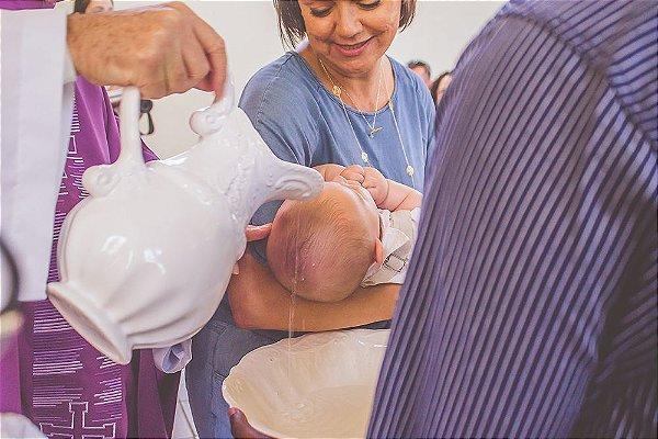 Cobertura Fotográfica de Batizado e Recepção - Especial