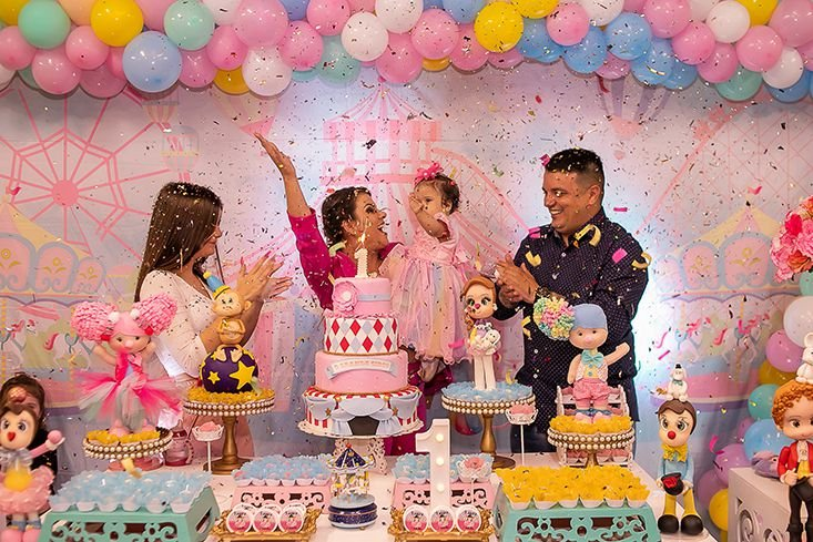 Aniversário Infantil - Clássico