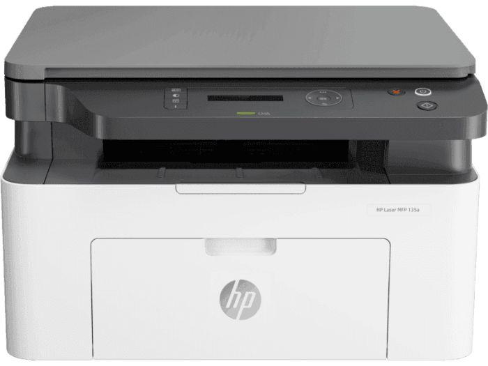 Multifuncional HP LaserJet mono MFP135A - 4ZB82A