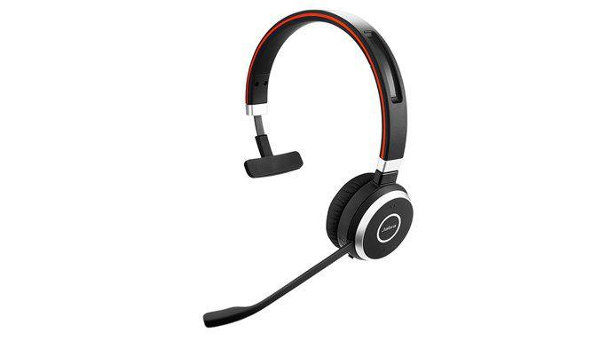 Headset jabra evolve 65 mono 6593-823-309