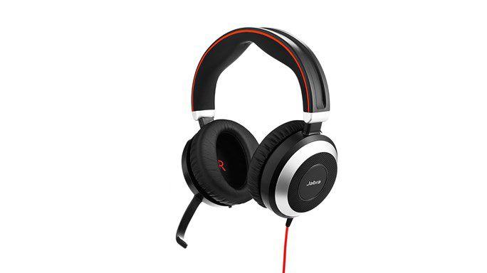 Headset Jabra Evolve 80 MS Stereo 7899-823-109