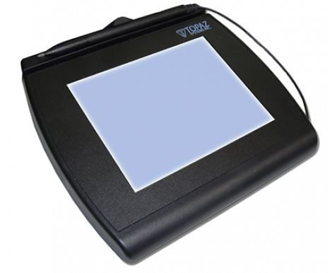 Coletor de Assinatura Topaz Systems T-LBK766 Modelo Séries Signaturegem LCD 4X5