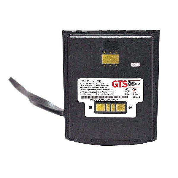 HMC55-LI (1.5x) - Bateria GTS Para Motorola MC55 / MC65 / MC67 Series