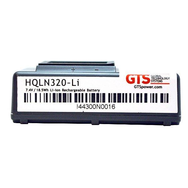 HQLN320-LI - Bateria GTS Para Zebra QLN220 / Zebra QLN320