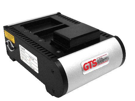 HCH-7003-CHG - Carregador de Bateria GTS 3 Compartimentos Para Symbol MC70/ MC75