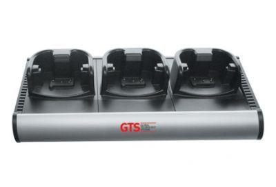HCH-9030-CHG - Carregador GTS 3 Compartimentos Para Symbol MC9000