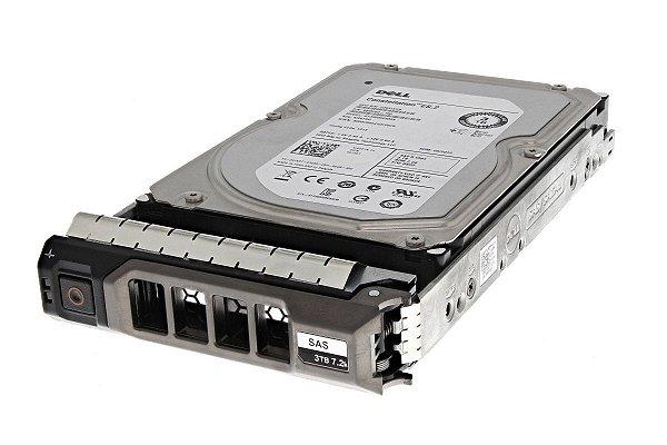 091K8T - HD Servidor Dell 3TB 6G 7.2K 3.5 SAS com F238F