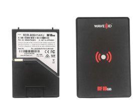 PcProx® Plus SP RFIDeas Leitora de Cartão Inteligente de Proximidade e sem Contato para Identificação, Autenticação e Acesso