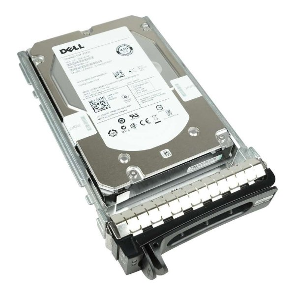 M8033 - HD Servidor Dell 146GB 3G 10K 3,5 SAS com F9541 (SEMINOVO)