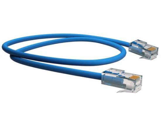 35103001 - Patch Cord U/UTP Sohoplus CAT.5E CMX T568A 2.5M Azul Furukawa