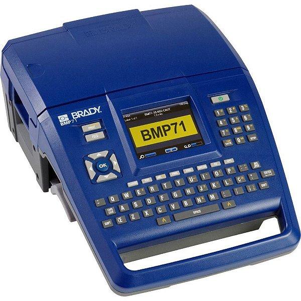 BMP71 - Impressora de Transferência Térmica Brady