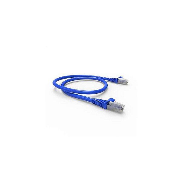 35103603 - Patch Cord U/UTP Multilan CAT.5E CM T568A 2.0M Azul Furukawa