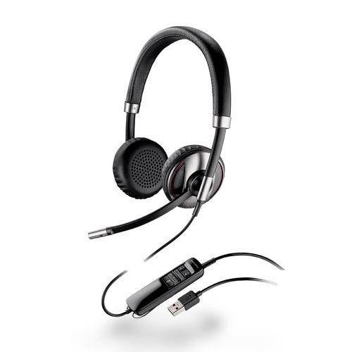 C720 Headset Blackwire - Plantronics