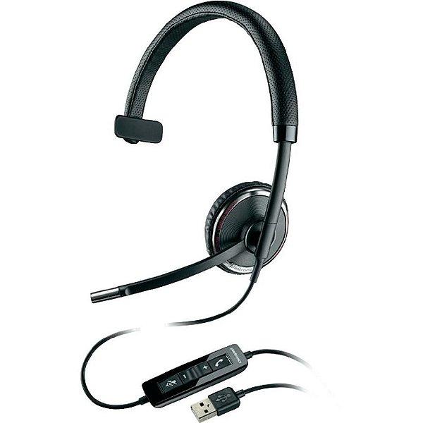 C510 Headset Blackwire - Plantronics